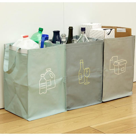 Recycling Station Bags Set