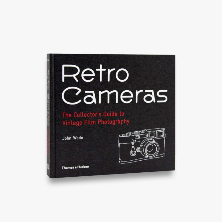 Retro Cameras - The Collector's Guide to Vintage Film Photography