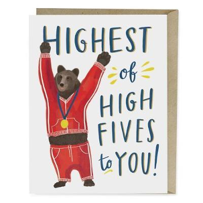 Emily McDowell & Friends Highest of High Fives Card