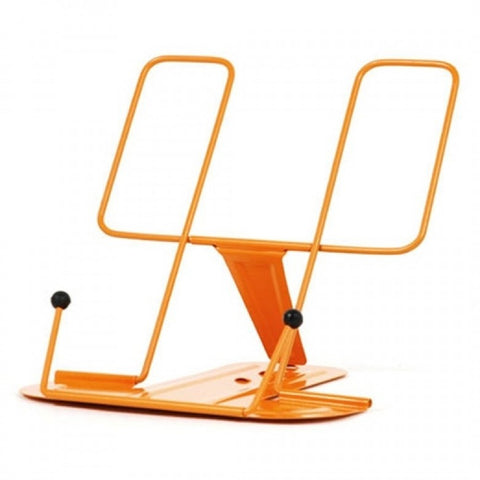 Hightide Metal Book Stand - Orange