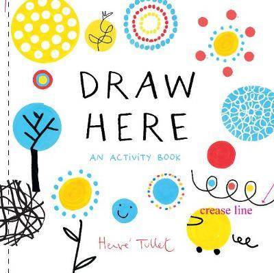 Draw Here - An Activity Book