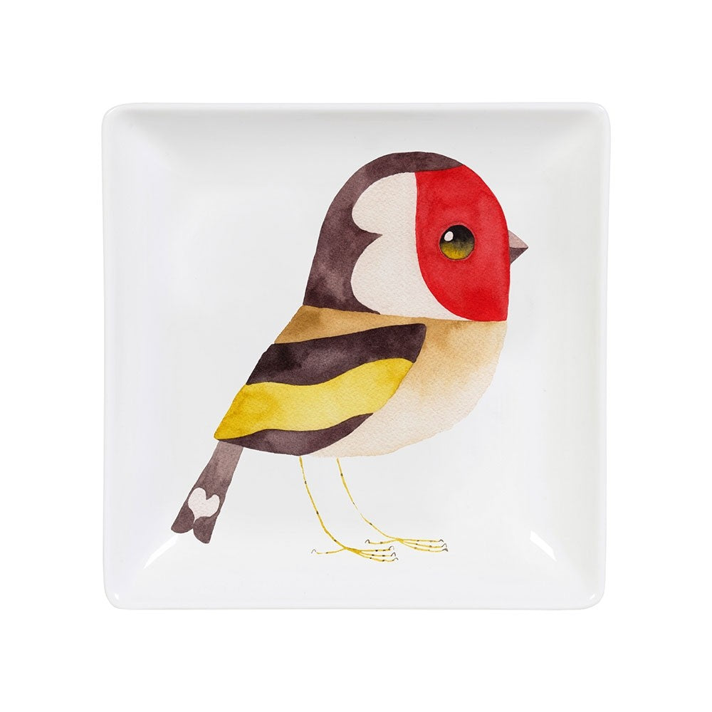 Matt Sewell - Trinket Tray - Goldfinch