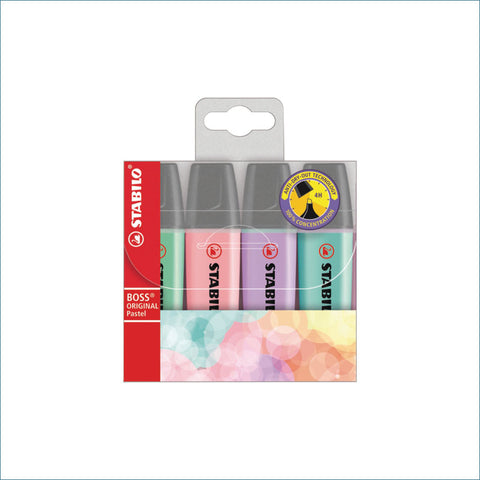 Stabilo Boss Original Pastel Highlighters