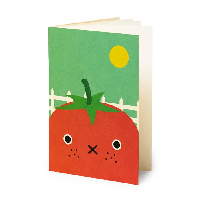 Ricetomato Pocket Notebook