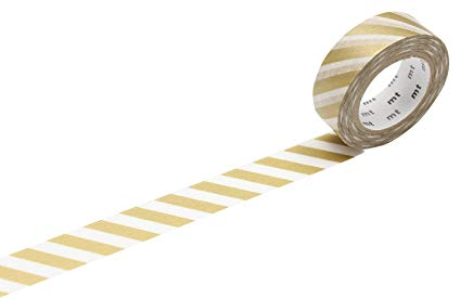 MT Tape Stripe Gold 2