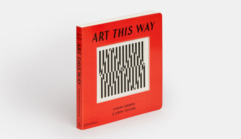 Art This Way Book