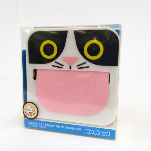 Crazy Cat Note Dispenser