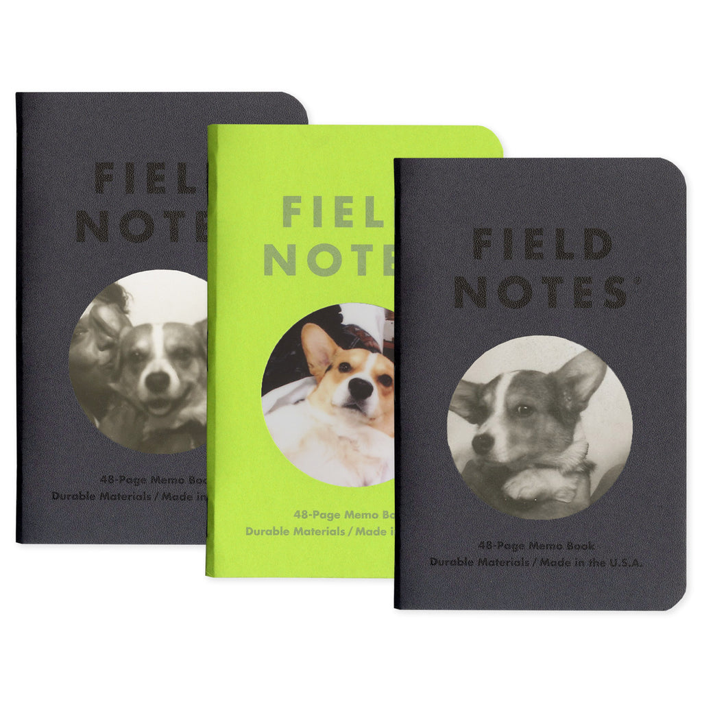 FIELD NOTES - VIGNETTE - 3 - Pack