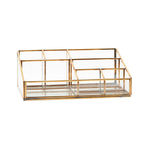 Monograph Brass Storage Box