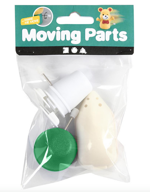 Mechanical Moving Parts 3pk