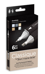 Spectrum Noir Classique Set of 6 Essentials