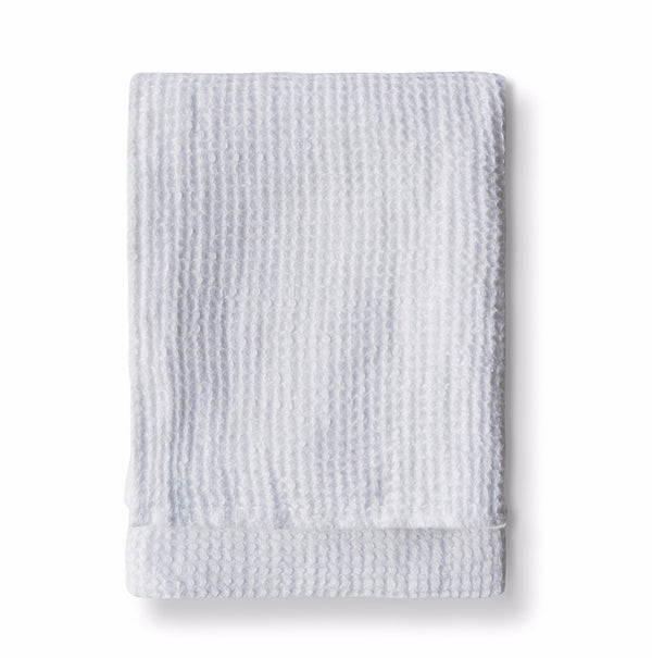 The Linen Works White Waffle Hand Towel