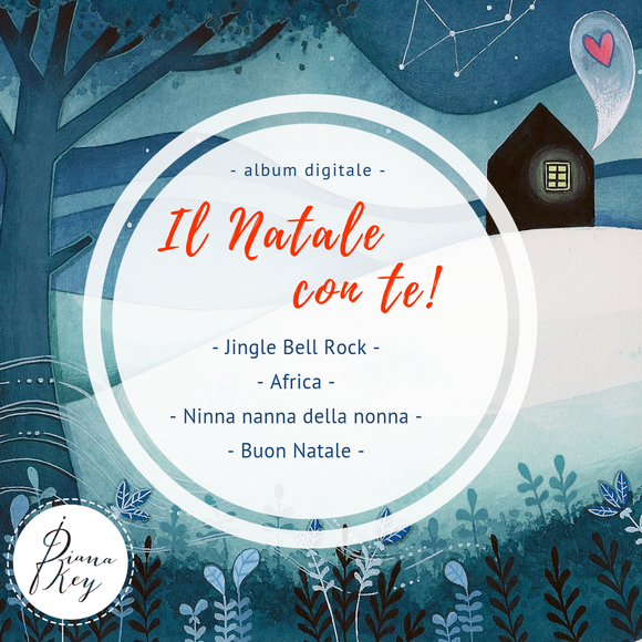 Il Natale con te - album digitale