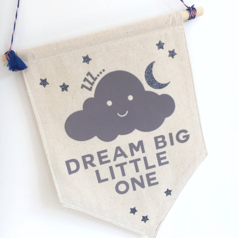 Dream Big Little One Flag