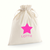 Personalised Star Gift Bag