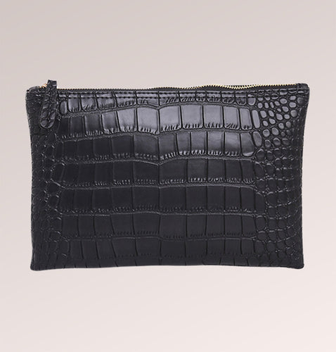 Crocodile Envelope Bag