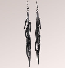 Spike Dangle Earrings