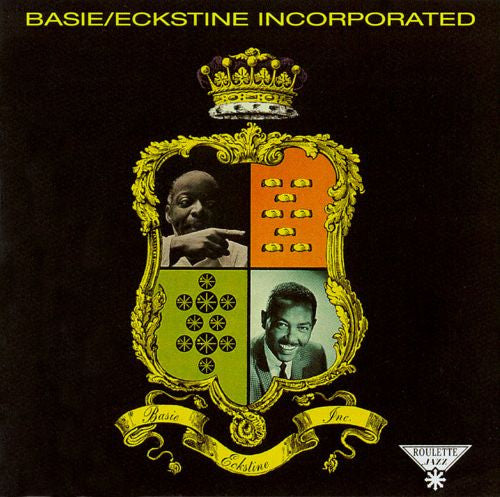 Count Basie & Billy Eckstine - Basie/Eckstine Incorporated