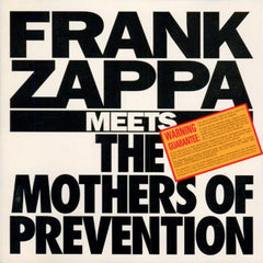 Frank Zappa - Meets The Mothers Of Prevention