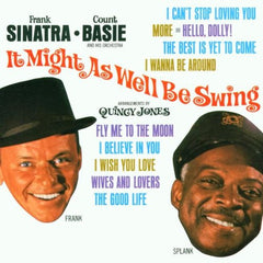 Frank Sinatra and Count Basie - It Might As Well Be Swing
