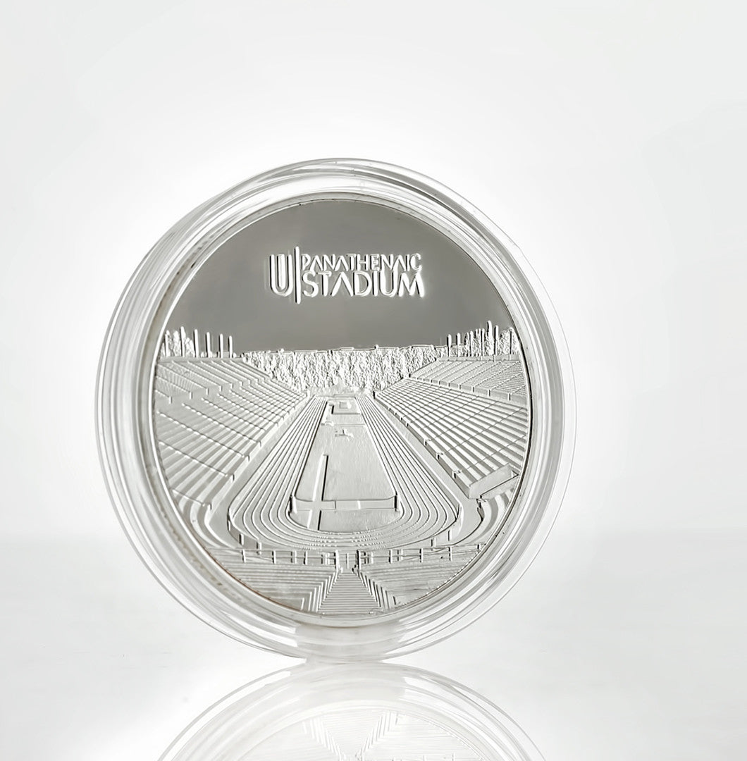 Panathenaic Stadium Collectable Coin