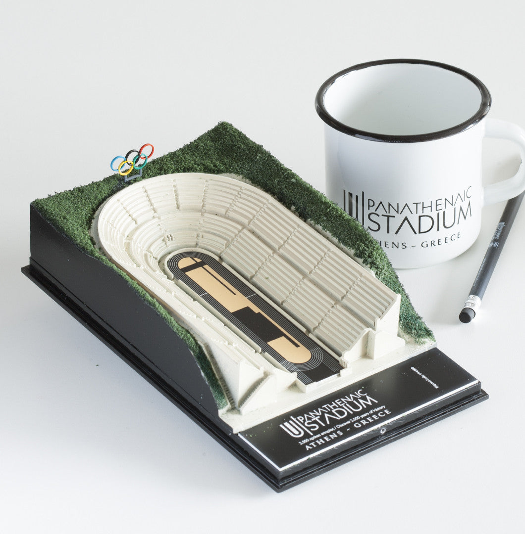 Panathenaic Stadium Official Replica 1:1000