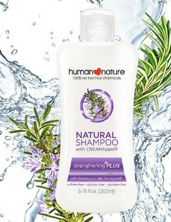 Rosemary Strengthening +PLUS Shampoo