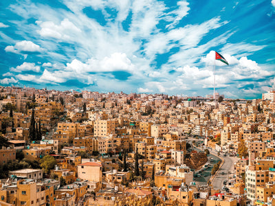 10. Destination: Jordan - where history and future join hands