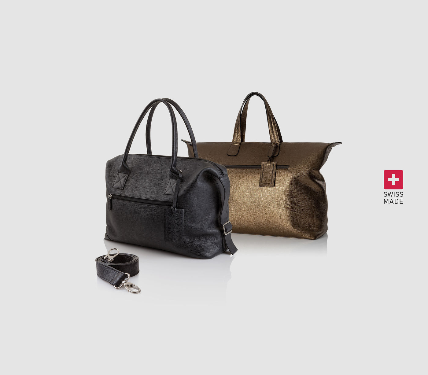 Pack Easy Swiss Made Weekender Reisetasche