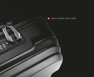 Swiss Travel Solution Business Koffer schwarz