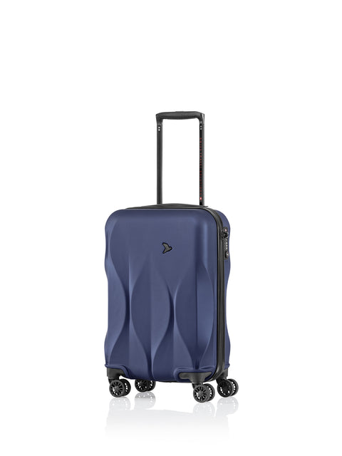 Galaxy Cabin-Trolley S (Nightblue Indigo Blau)