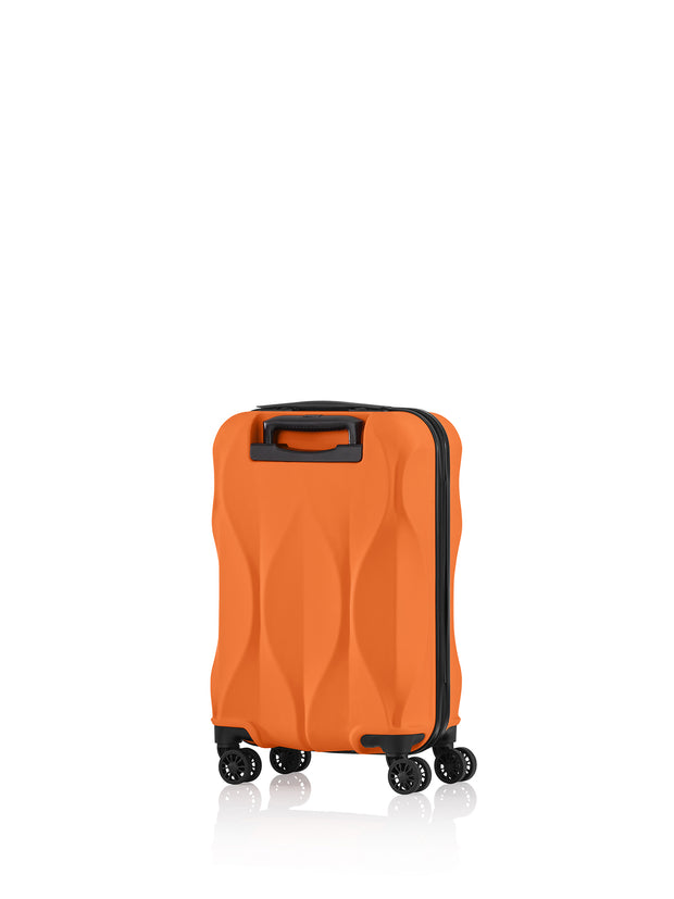 Galaxy, Cabin Trolley, papaya, orange, hinten