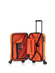 Galaxy, Cabin Trolley, papaya, orange, offen