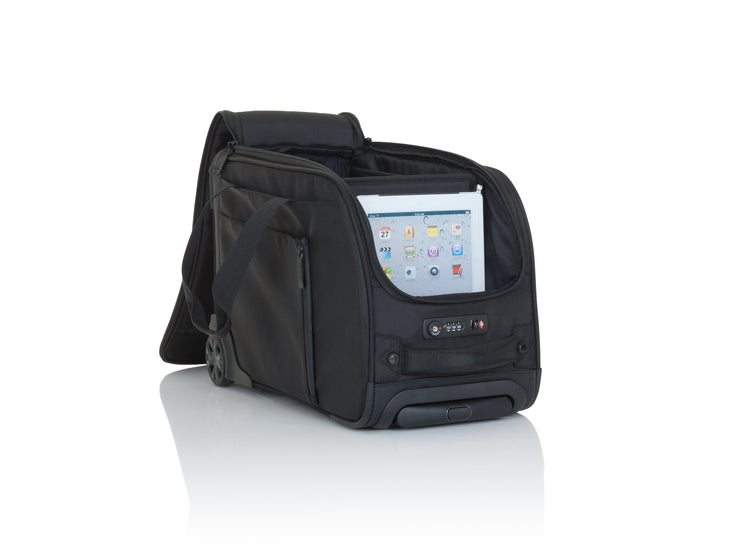 B-Solutions Crew Bag (Schwarz)