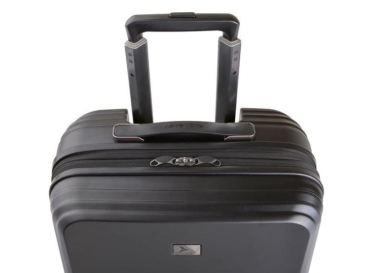 Produkte Art Collection Genius Business Trolley (Schwarz), Griff oben