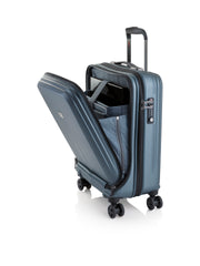 Art Collection Genius Business Cabin-Trolley, blau, offen