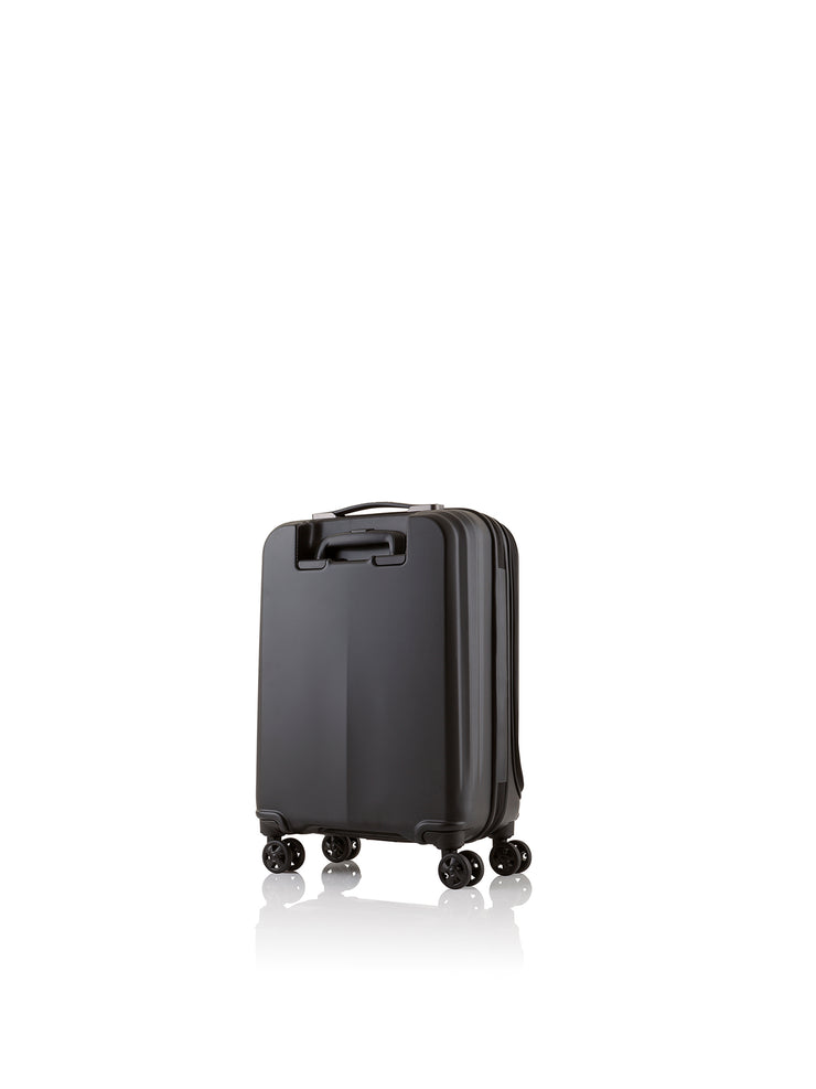 Art Collection Genius Business Cabin-Trolley (Schwarz), hinten