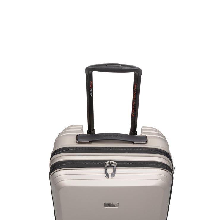 Genius, Business Cabin Trolley S, taupe, oben, Griff