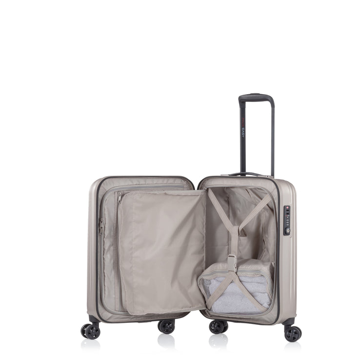 Genius, Cabin Trolley, S, taupe, offen