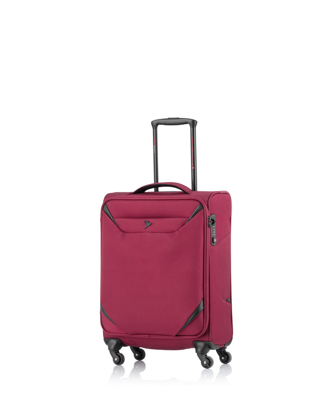Go4, Cabin Trolley S, rot, bordeaux