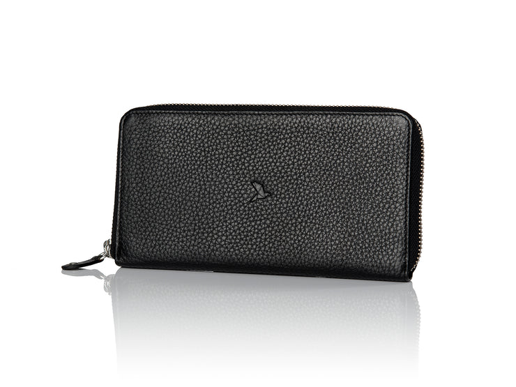 HiClass Ladies wallet (Black)