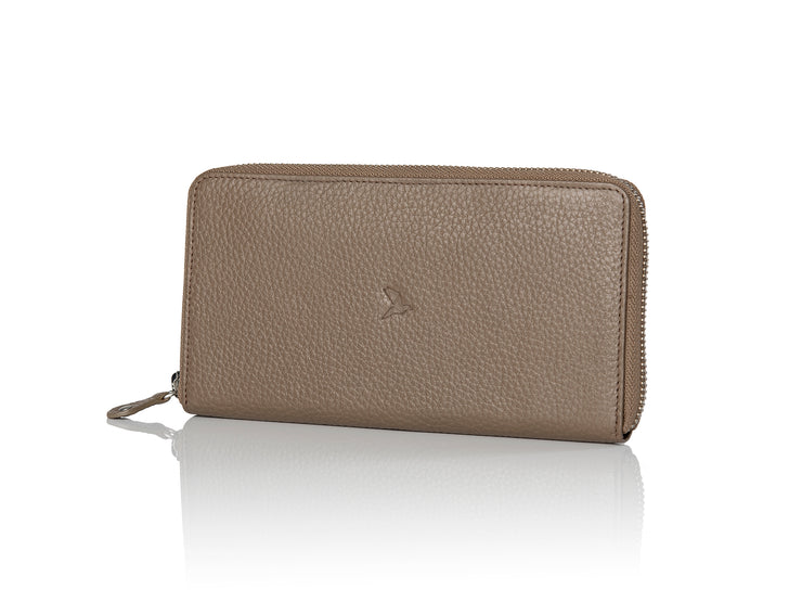 HiClass Ladies wallet (Taupe)