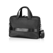 Horizon, Business Mappe, Briefcase, schwarz, Nylon, hinten