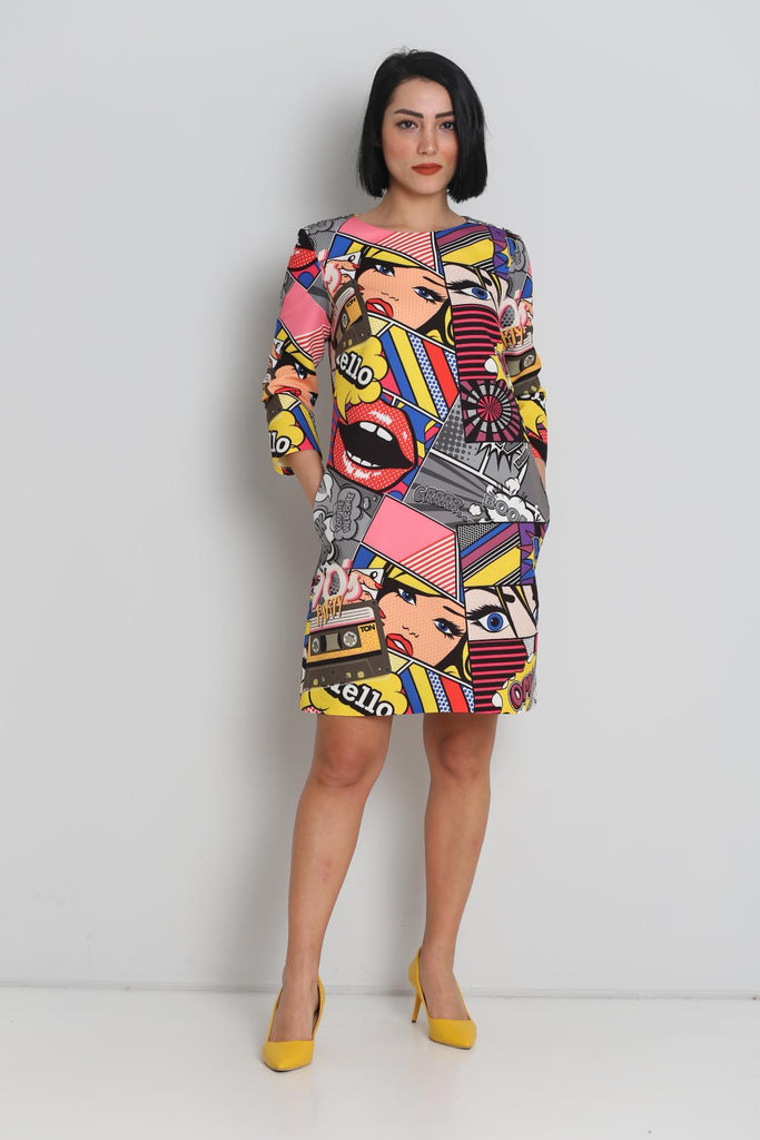 Robe - Oh So Right - Maggy Kloset
