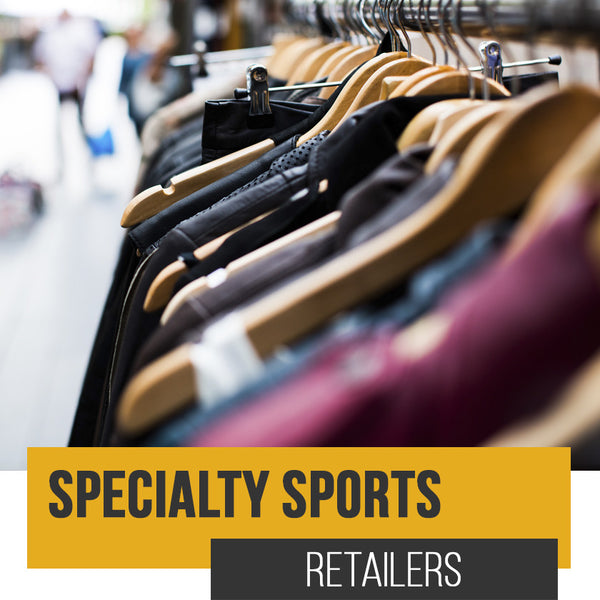 specialty sports retailers