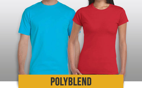 Sport Science PolyBlend Performance T-Shirts