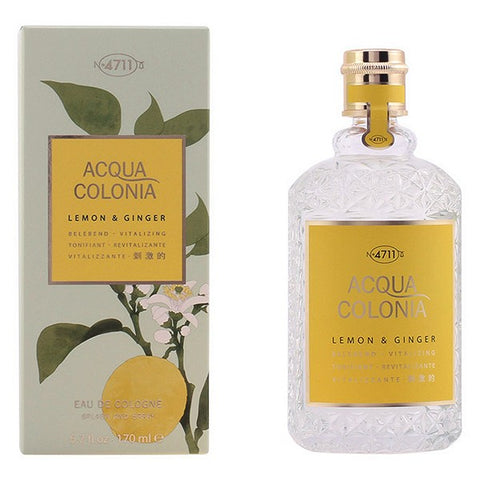 Dameparfume Acqua 4711 EDC Lemon & Ginger
