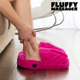 Fluffy Massager | Fodmassageapparat