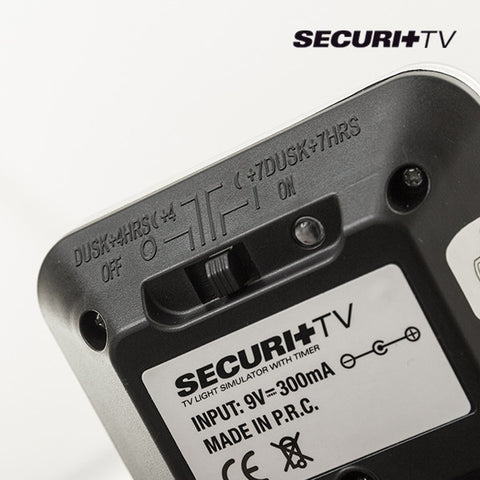 Securi+TV TV-Simulator