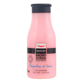 Aquolina - TRADICIONAL bath foam wild strawberries 250 ml